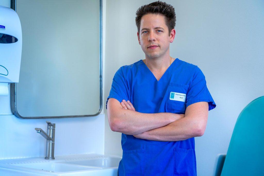 Chirurgie mâchoires Gard - Pierre-Emmanuel Huguet, chirurgien
